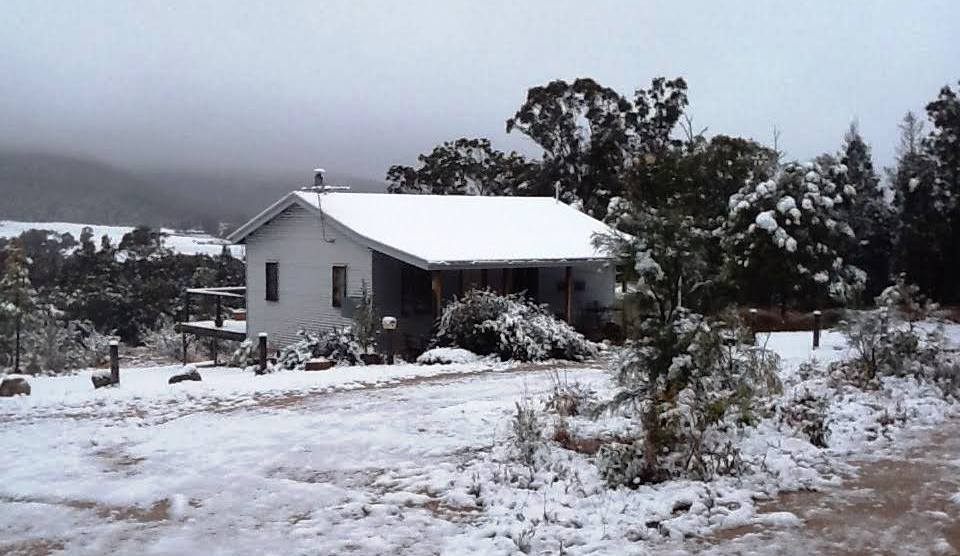 Casita de Bosque Snow July 2015